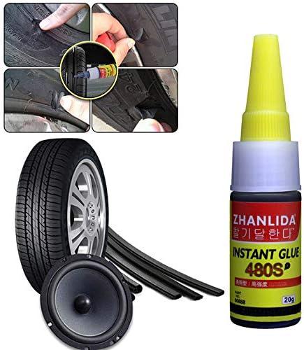 Soulitem, 20 g, sellador de neumáticos de Coche, protección de ...