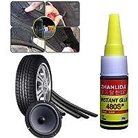 ZREAL - Adhesivo sellador de neumáticos de coche
