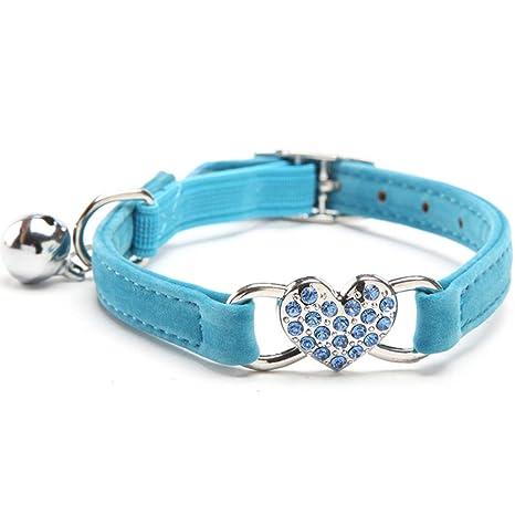 Collar de Perro Personalizado Arnés de Perro Collares de Seguridad ...