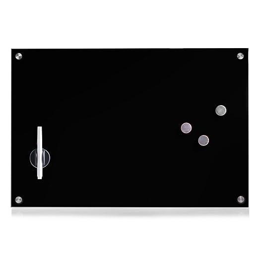 114 opinioni per Zeller 11651Lavagnetta in vetro, legno, nero, 60 x 40 cm
