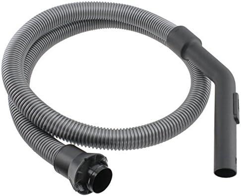 Spares2go Manguera Flexible y curvas de boquilla para Miele C1 C2 C3 aspiradoras (2 m, gris): Amazon.es: Hogar