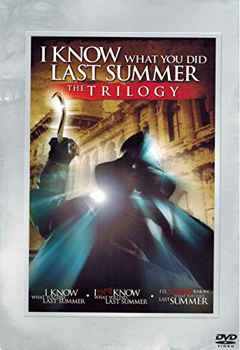 I Know What You Did Last Summer / I Still Know What You Did Last Summer / I'll Always Know What You Did Last Summer - Set
