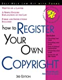 How to Register Your Own Copyright, Mark Warda, 1572481242