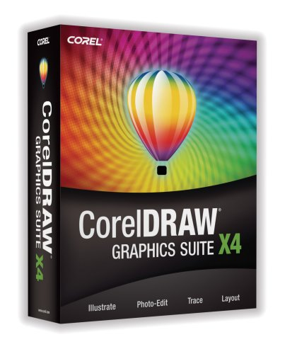 Amazon Com Coreldraw Graphics Suite X4 Old Version