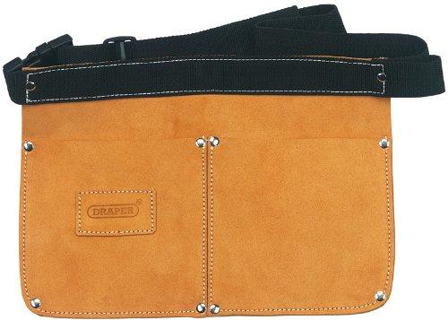 Draper Double Pocket Nail Pouch - 72920