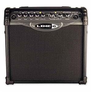 Amazon Guitar Combo Amp : line 6 spider ii 15 guitar combo amplifier musical instruments ~ Vivirlamusica.com Haus und Dekorationen