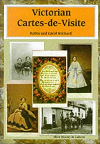Victorian Cartes De Visite Robin Wichard Carol 9780747804338 Amazon Books