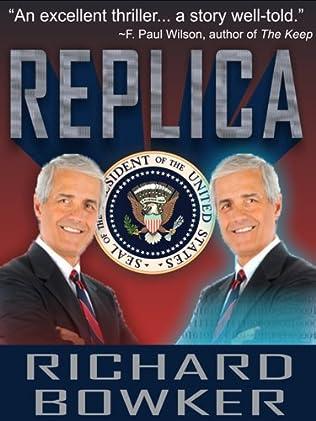 book cover of Replica