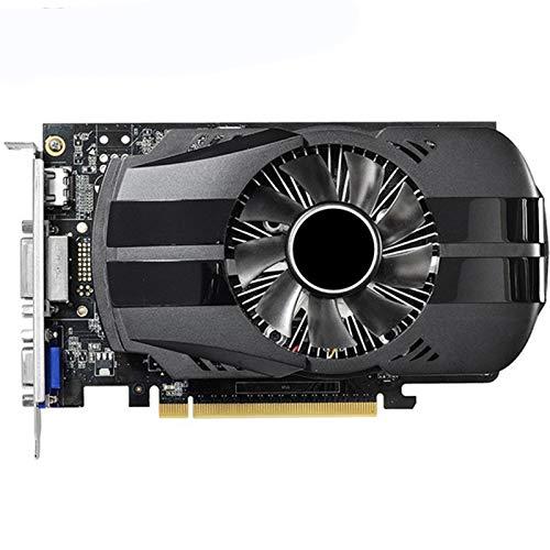 Videokaart Fit For ASUS Videokaart GTX 750TI 2GB 128bit GDDR5 Grafische Kaarten Fit For Nvidia GeForce GTX 750 TI VGA…