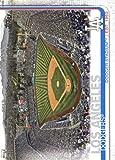 2019 Topps Baseball #254 Dodger Stadium Los Angeles Dodgers