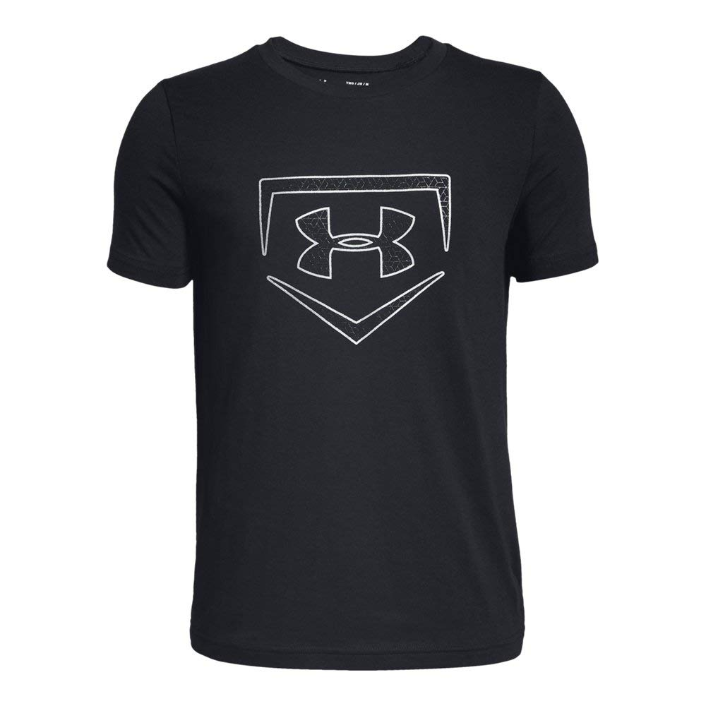 Under Armour Boys IL Graphic S//Plate Icon