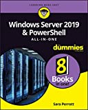 img - for Windows Server 2019 & PowerShell All-in-One For Dummies book / textbook / text book