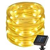 LE 22.97ft Solar Rope String Lights, Waterproof IP55 - Best Reviews Guide