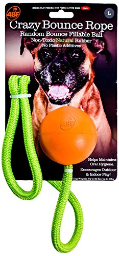 Cheap 4BF Crazy Bounce Rope Orange Large