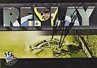 AUTOGRAPHED Matt Kenseth 2014 Press Pass Racing REPLAY BRISTOL WIN (#20 Dollar General Team) Signed Collectible NASCAR Insert Trading Card with COA (#R22/24) by Trackside Autographs