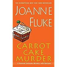 Carrot Cake Murder (Hannah Swensen)
