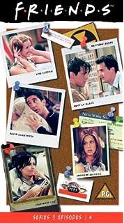 Friends: Series 2 - Episodes 13-16 [VHS] [1995]: Jennifer Aniston