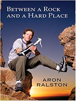 Between a Rock and a Hard Place (Thorndike Biography)