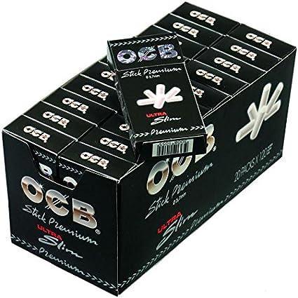 OCB 15439Filtro Sticks Extra Slim, 5,7mm