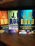 download ebook thankless in death concealed in death calculated in death:jd robb set pdf epub