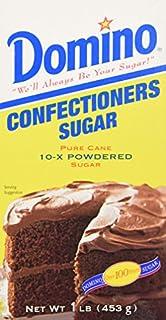 Domino Powdered Confectioners Sugar 16oz (B0019N2EQU) | Amazon price tracker / tracking, Amazon price history charts, Amazon price watches, Amazon price drop alerts