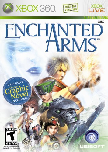 enchanted-arms-with-comic-xbox-360