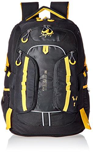 Skybags Weekender 4.9 cms Black Hiking Backpack (WKRTRD35BLK)