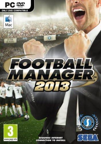 SEGA Football Manager 2013, PC - Juego (PC, PC, Simulación, E ...