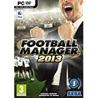SEGA Football Manager 2013, PC - Juego (PC