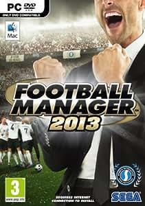 Football Manager 2013 (PC DVD) [Importación inglesa]