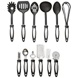 BF Systems KTOOL12 12 Piece Kitchen Cooking Tool (Utensil) Set