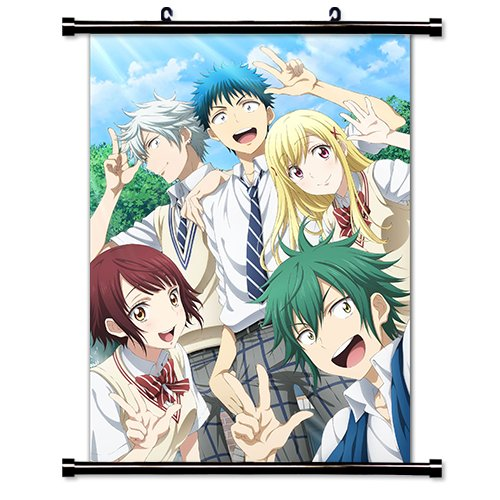 Yamada-kun and the Seven Witches Anime Wall Scroll Poster  I