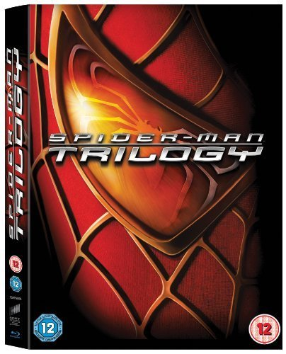 Spider-Man Trilogy [Blu-ray] by Sony Pictures Home Entertainment
