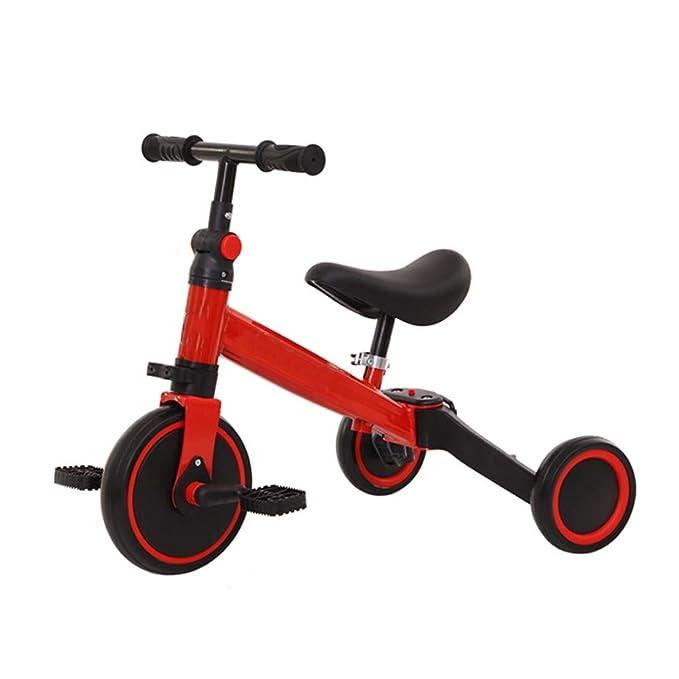 ZQY 3 En 1 Niño Triciclo Andador Niño Niña Pedicab Niño ...
