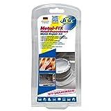 ATG Metal-FIX - Metal Repair Kit - Seal, Filler, Patch - Moldable Plasticine Sealant - DIY Smart Repair - 9 Pieces Included
