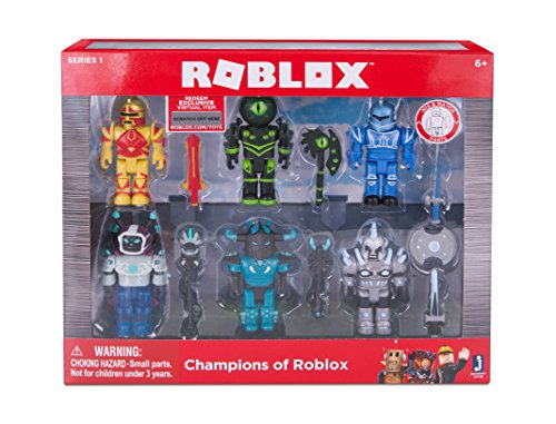 Champions of Roblox 6 Figure Pack by Roblox