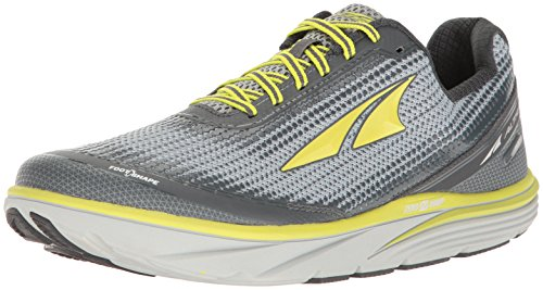 Altra Mens Torin 3 SIZE 46.5 Grey/Yellow