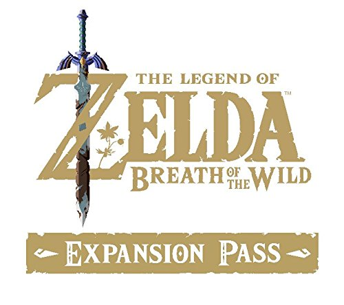 1 Wii - The Legend of Zelda: Breath of the Wild Expansion Pass - Wii U [Digital Code]