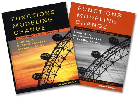 Download Functions Modeling Change: A Preparation for