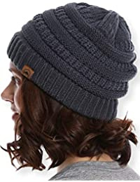 f1200151efa Cable Knit Beanie - Thick