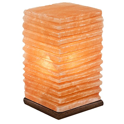 Himalayan Salt Crystal Pillar Lamp