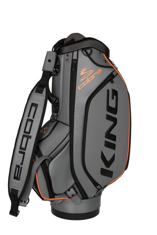 Cobra Golf 2018 Kingスタッフバッグ B078BMYQ4W Nardo Grey