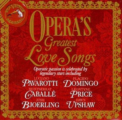 OPERAS GREATEST LOVE SONGS