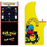 Amazon com: Arcade1Up Pac-Man - Classic 2-in-1 Home Arcade, 4ft