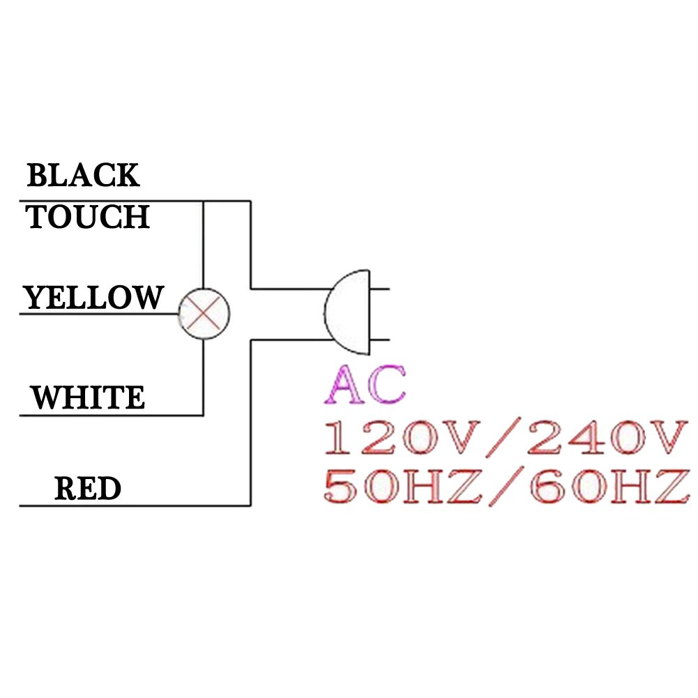 Touch lamp nsor wiring diagram harley roadking wiring harness diagram on wiring diagram for a touch lamp Typical Bathroom Wiring-Diagram Touch Lamp Control Diagram