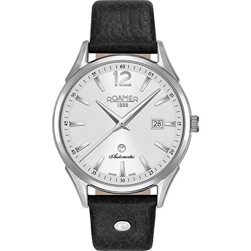 Roamer Mens Watch Swiss Matic Automatic 550660 41 25 05
