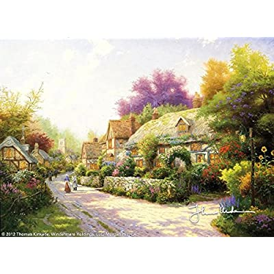 Thomas Kinkade Hidden Messages - Cobblestone Village: Toys & Games
