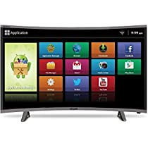 Mitashi 97.8 cm (38.5 inches) MiCE039v30 HS HD Ready Smart Curved LED TV Televisions at amazon