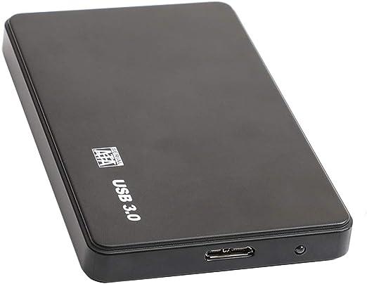 Shiwaki HDD USB 3.0ポータブル 外部ハードドライブ 高速コンピュータ用 容量拡張 - 1TB