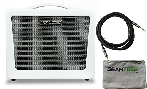 Vox VX50KB 50 Watt Compact Keyboard Amplifier w/ Cable and Geartree Cloth by V O X